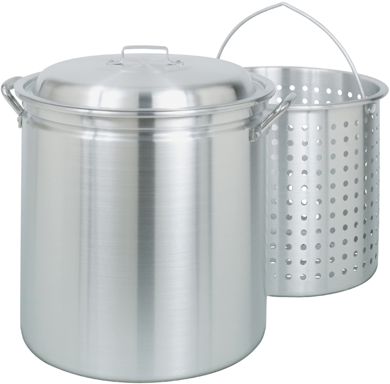42 Quart Aluminum Stockpot