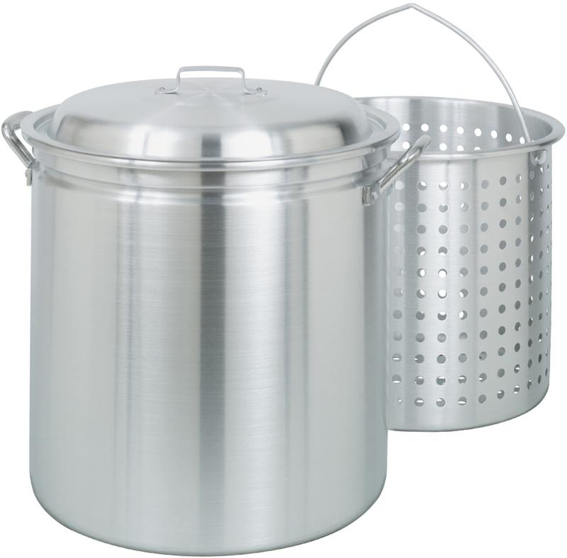 42 Quart Aluminum Stockpot
