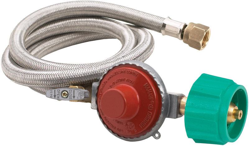 High Pressure Regulator / Hose Assembly