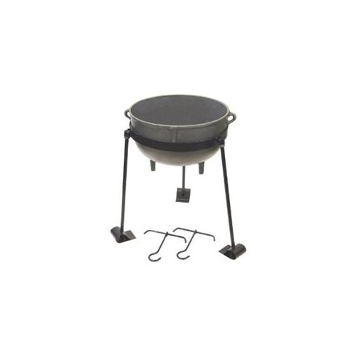 Barbour CI7407 Cookware Jambalaya Kit, For Use With Bayou Classic Single Burner Cooker, Cast Iron