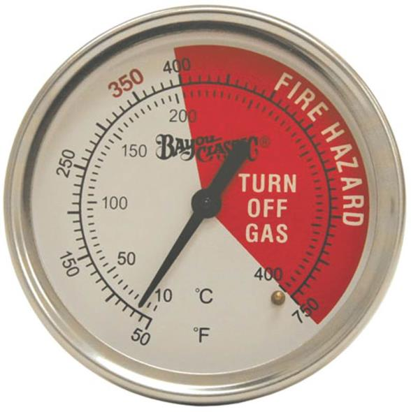 Barbour Bayou Classic Outdoor Thermometer, 750 deg F