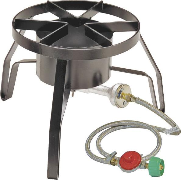 High-Pressure Outdoor Gas Cooker, Propane