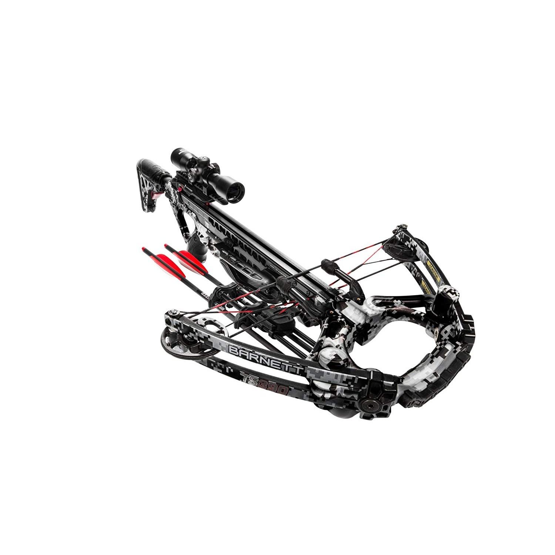 Barnett TS390 Tactical Series Crossbow 390 Per S Crossbow One Size