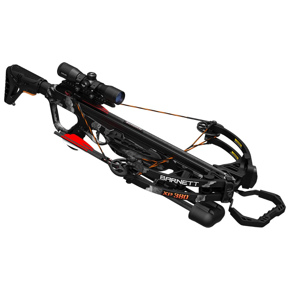 Barnett EXPLORER XP380 Crossbow with Scope & Rope Cocking Device