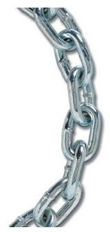 PC3038SP 3/8 45 FT. PCOIL CHAIN