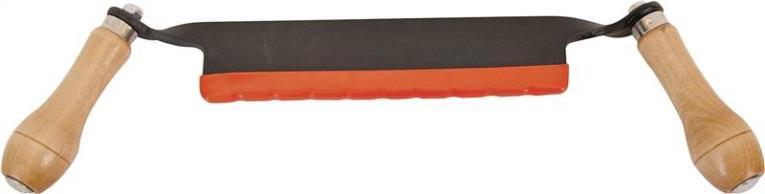 Koch 4080056/49941 Multi-Purpose Draw Shave, 8 in L, Steel Blade
