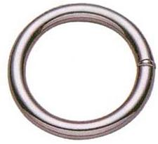 Baron 7-2 Breech Welded Ring, NO 7, 2 in Dia