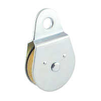 Baron 0172ZD Single Pulley, 1-1/2 in