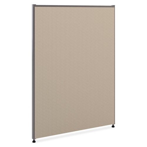 Vers� Office Panel, 24w x 42h, Gray