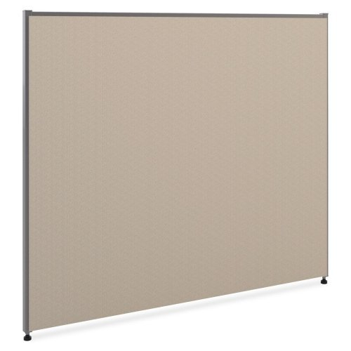 Vers� Office Panel, 48w x 42h, Gray