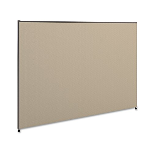 Vers� Office Panel, 60w x 42h, Gray