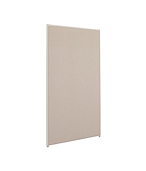 Vers� Office Panel, 36w x 72h, Gray