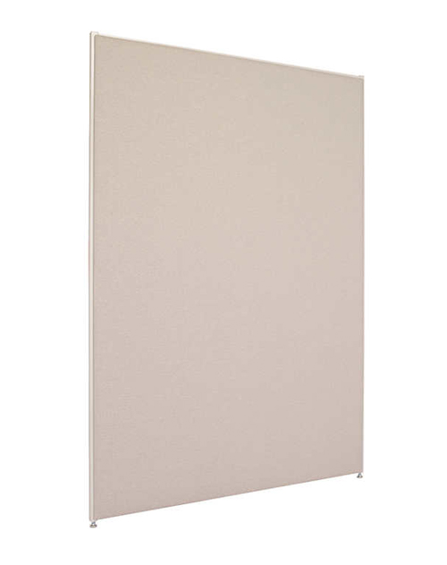 Vers� Office Panel, 48w x 72h, Gray