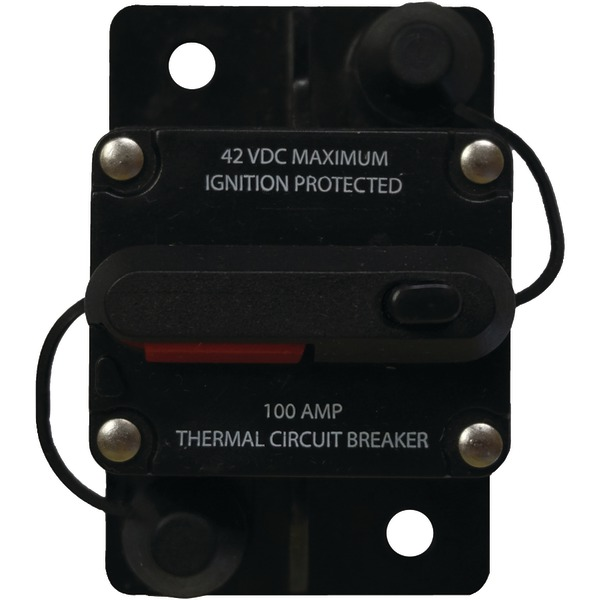 Battery Doctor 31209 Manual-Reset Circuit Breaker (200 Amps)