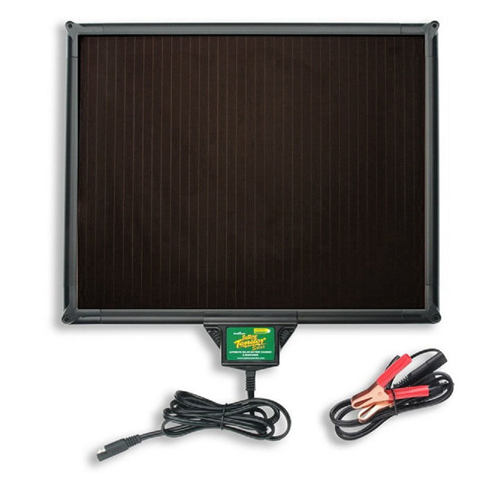 Battery Tender 5W Solar Maintainer With Built-in Controller