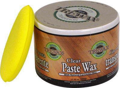 887101016 CLEAR PASTE WAX
