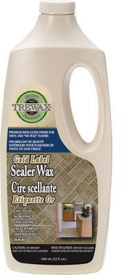 887135027 32Oz TREWAX FLOR WAX
