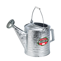 Behrens Vintage/Classic High Quality Sprinkling Can, 2.5 gal, Hot Dipped Steel