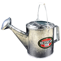 Behrens 206 Watering Can, 1-1/2 gal, Hot Dipped Steel