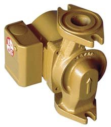 BELL & GOSSETT NBF-22 BRONZE WET ROTOR CIRCULATOR PUMP