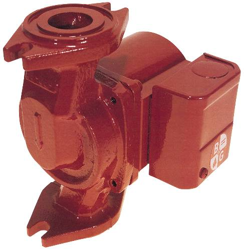 BELL & GOSSETT NRF-22 CAST IRON WET ROTOR CIRCULATOR PUMP