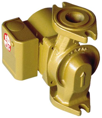 BELL & GOSSETT NBF-12F/LW BRONZE WET ROTOR CIRCULATOR PUMP