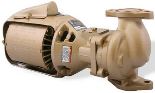 BELL & GOSSETT SERIES 100BNFI BRONZE BODY CIRCULATOR PUMP