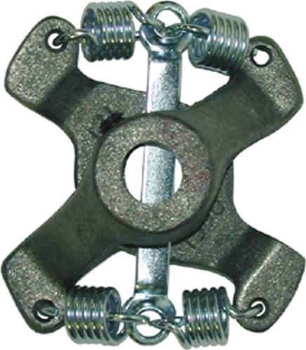 BELL & GOSSETT 118705 CAST IRON COUPLER