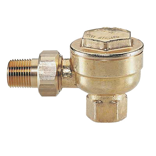 HOFFMAN 17C THERMOSTATIC STEAM TRAP 1/2 IN. ANGLE