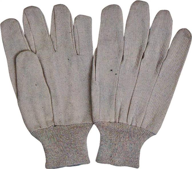 Homebasix GV-5221 Gloves, One Size Fits All, 70% Cotton and 30% Polyester