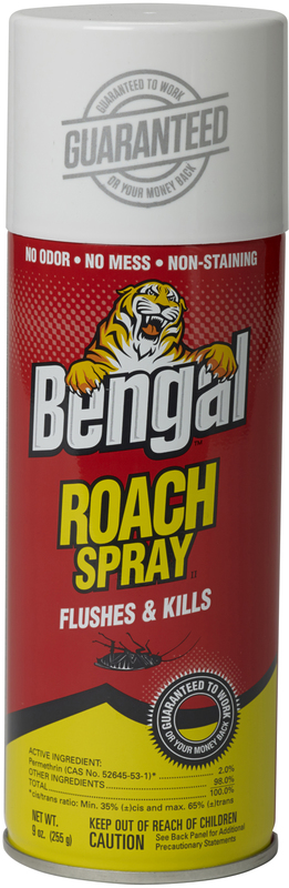 92465 9 OZ BENGAL ROACH SPRAY