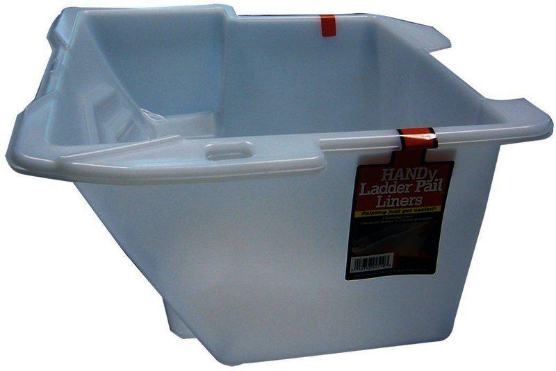 2 Pack Ladder Pail Liners