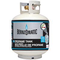 Bernzomatic 308551 Portable Propane Gas Cylinder, 5 gal, Steel