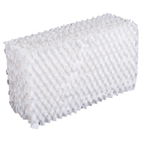 Bestair ESW-C Wick Filter, For Use with Humidifier, 6-3/8 X 11 X 4-1/2 in, Aluminum, White