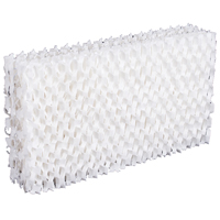 Bestair E2R Wick Filter, For Use with Humidifier, 6-1/4 X 11 X 2 in, Aluminum, White