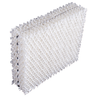 Bestair DO9-C Wick Filter, For Use with Humidifier, 7-1/4 X 8 X 2 in, Aluminum, White