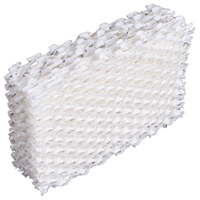 Bestair D13-C Wick Filter, For Use with Humidifier, 3 3/4 X 6 X 1-1/2 in, Aluminum, White