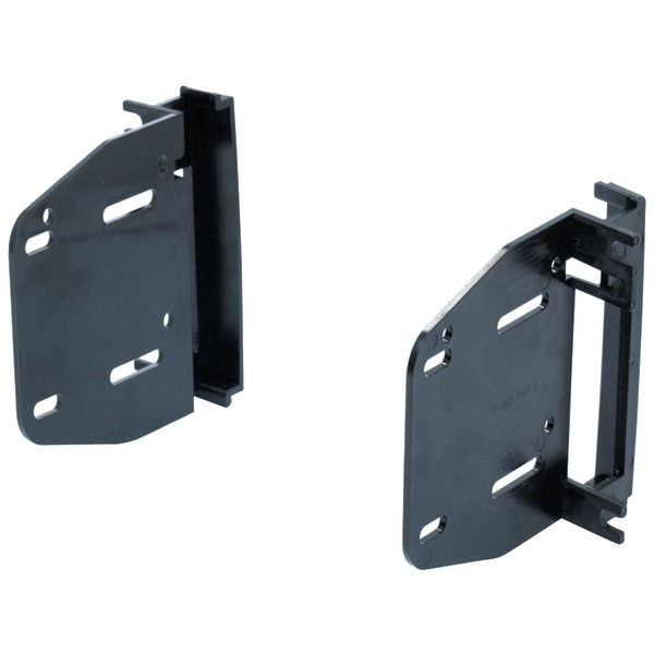 Best Kits and Harnesses BKCDK642 In-Dash Installation Kit (Chrysler/Dodge/Jeep 2007-2016 Double-DIN Brackets)