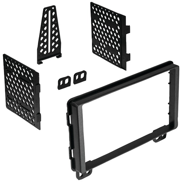 Best Kits and Harnesses BKFMK554 In-Dash Installation Kit (Ford/Lincoln/Mercury (2003-2006 Expedition/Navigator, 200