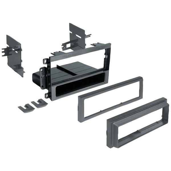 Best Kits and Harnesses BKGMK420 In-Dash Installation Kit (GM Universal 1992 & Up/Toyota Matrix 2003-2004 with Oversize