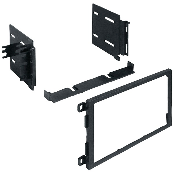 Best Kits and Harnesses BKGMK422 In-Dash Installation Kit (GM Universal 1992 & Up with Oversized Radios Double-DIN)