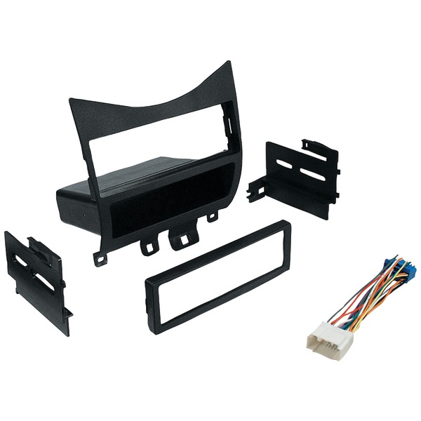 Best Kits and Harnesses BKHONK823H In-Dash Installation Kit (Honda Accord 2003-2007 with Harness, Radio Relocation to Fact