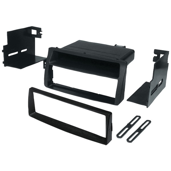 Best Kits and Harnesses BKTOYK960 In-Dash Installation Kit (Toyota Corolla 2003-2008 with Pocket Single-DIN)