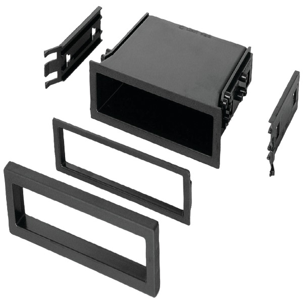 Best Kits and Harnesses BKUPK750 In-Dash Installation Kit (Select Toyota/Mazda/Nissan/Volvo 1982-2006 Radio Repla