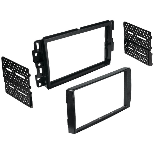 Best Kits and Harnesses BKGMK318 GM 2006-2013 Double-DIN Kit