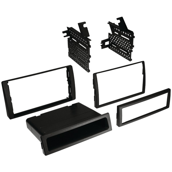 Best Kits and Harnesses BKTOYK979 Toyota Camry 2002-2006 Double-DIN/Single-DIN with Pocket Kit
