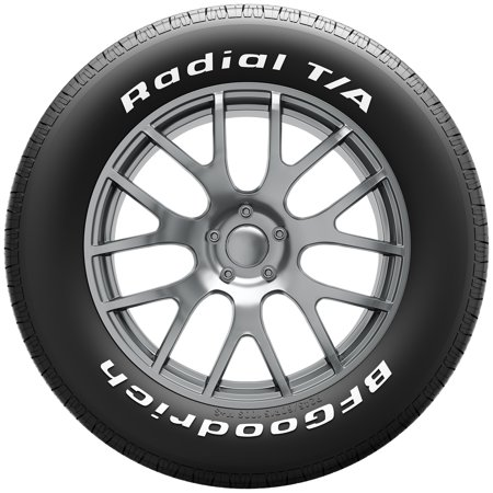 205/60R15 RADIAL T/A