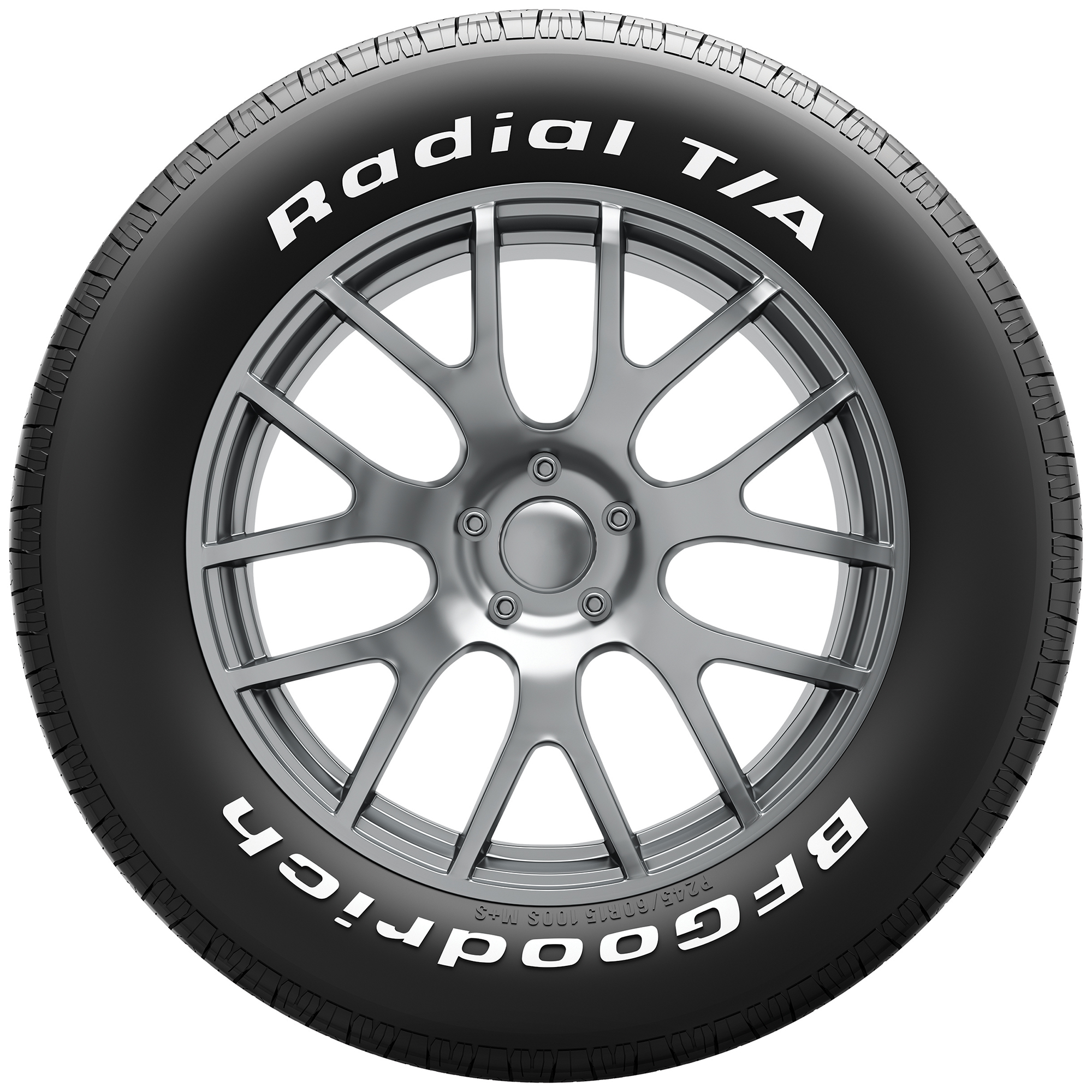 215/60R14 RADIAL T/A