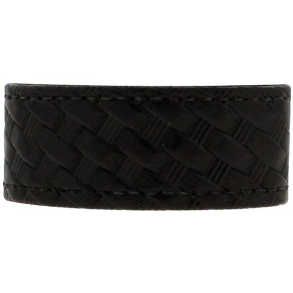 7906 Belt Keepers 4-Pack B/W Black Hidden