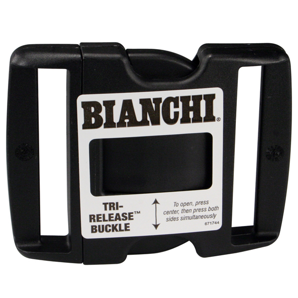 Replacement Tri-Release AccuMold Buckle